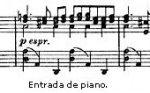 """""""Concierto para piano nº 1 en re menor, opus 15 """" de Johannes Brahms"""