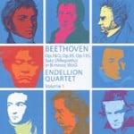 BEETHOVEN: Cuartetos de cuerda Vol.1