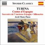 Turina: Cuentos de España y otras piezas para piano