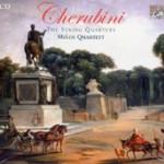 Cherubini: Los Cuartetos de Cuerda