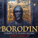 Borodin: Integral de la música para piano