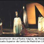 La Escuela Superior de Canto de Madrid. Entrevista a su director: Antonio Blancas