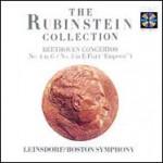 """The Rubinstein Collection. Conciertos de Beethoven Nº 4 en Sol / Nº 5 en Mi bemol, """"Emperador"""""""