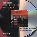 Beethoven: Las 5 sonatas para violonchelo