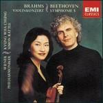 Brahms: Concierto para violín. Beethoven: Sinfonía nº5