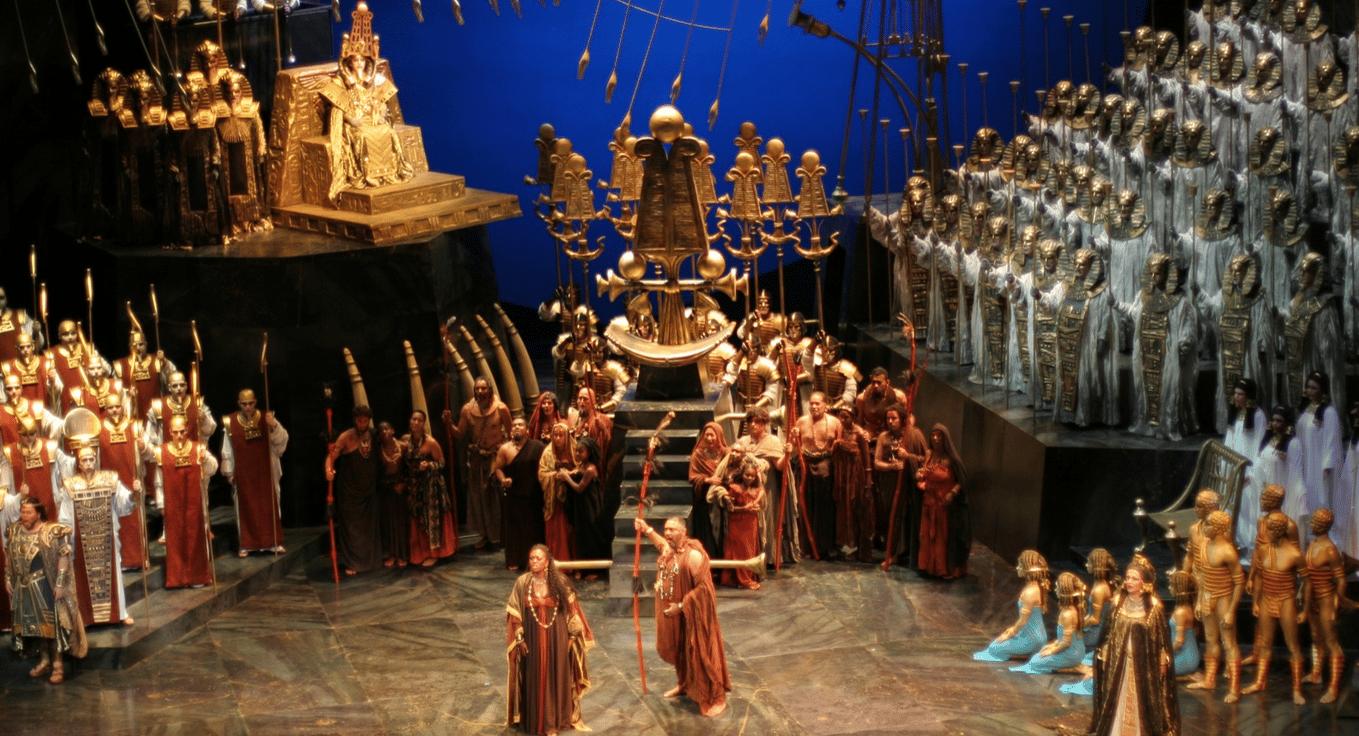 Las cuatro estaciones de la ópera