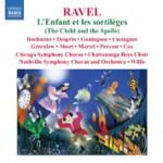 Ravel: El niño y los sortilegios; Sheherazade