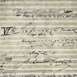 SINFONÍA Nº 7 EN RE MENOR OP. 70, Antonín Dvořák