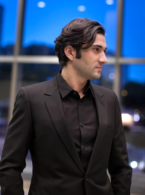 David Afkham, director de la OCNE