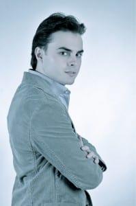 El tenor Pablo García López.