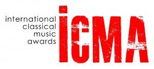 Logo de los premios ICMA