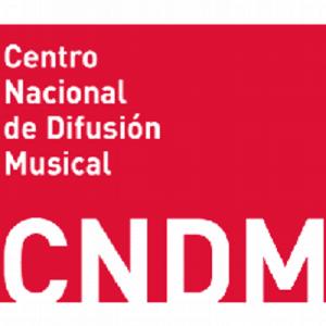 Logotipo del Centro Nacional de Difusión Musical (CNDM)