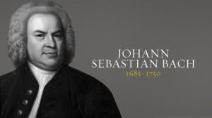 El compositor Johann Sebastian Bach