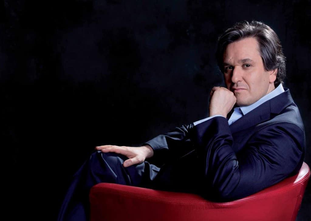 El director Antonio Pappano