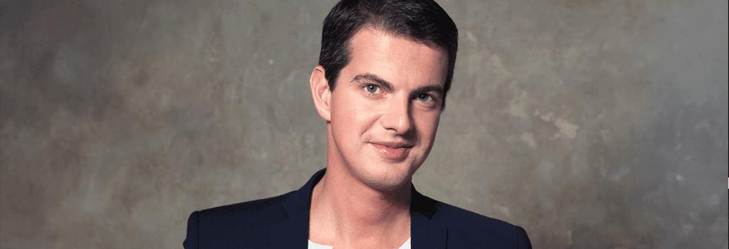 El contratenor Philippe Jaroussky que participará en el Festival Internacional de Santander