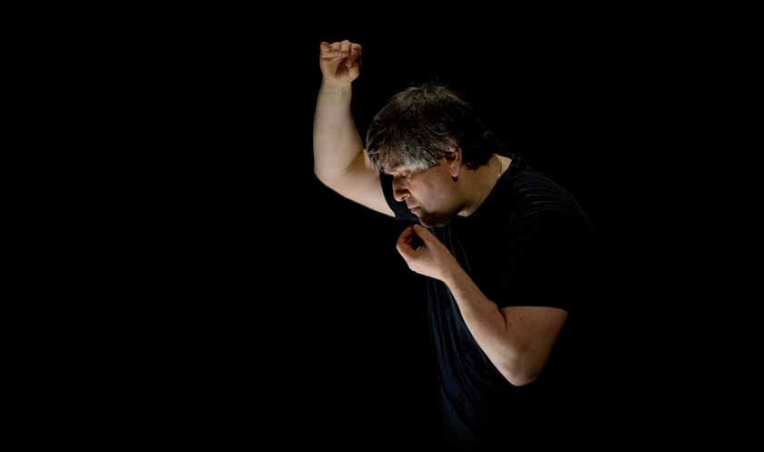 El director de la ROH, Antonio Pappano