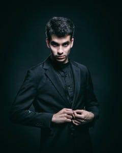 El pianista sevillano Juan Pérez Floristán