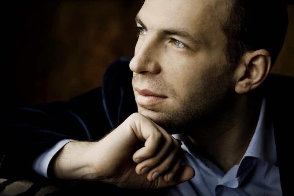 El pianista y compositor Andrei Korobeinikov