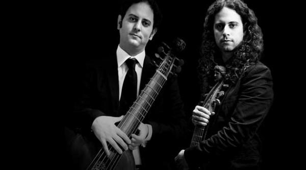 Fahmi Alqhai y Rami Alqhai, violistas da gamba en el XIII Festival de Música Antigua de Aranjuez