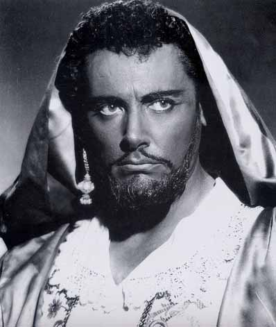 Mario del Monaco como Otello
