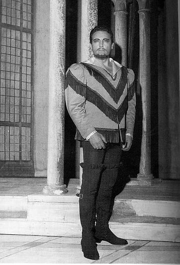 Mario del Monaco en Ernani