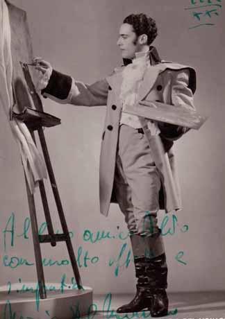 Mario del Monaco en Tosca