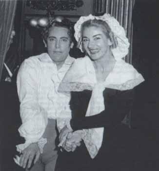 Mario del Monaco y Maria Callas en Andrea Chernier