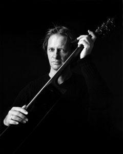 Uno de los guitarristas del fesitval, David Russell