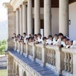 La Escolanía de El Escorial de gira en Panamá