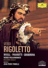 Rigoletto editado por la Deustche Gramophon