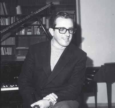 Manuel Castillo en los años 70