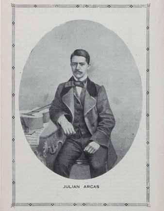 El maestro catalán Julián Arcas