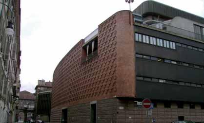 El Teatro Regio de Turín donde se estrenó Manon Lescaut.