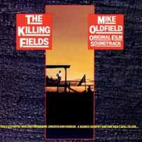 Portada del disco The Killing Fields de Mike Olfield.