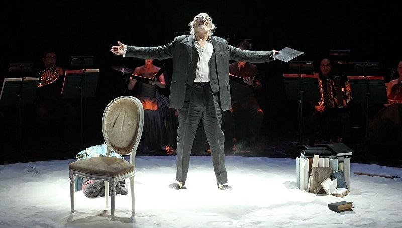 Dos delirios sobre Shakespeare en Teatros del Canal.
