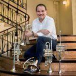 Germán Asensi, la trompeta de cuatro pistones