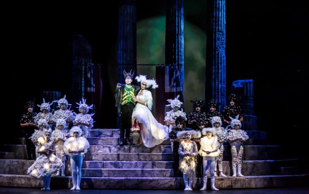 Sueño de una noche de verano de Britten en el Palau de Les Arts.