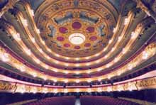 El Liceu de Barcelona.