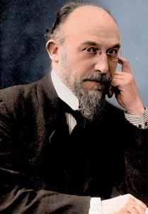 Erik Satie.