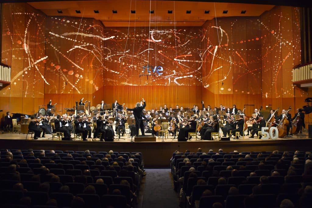 La Orquesta y Coro RTVE premiados en la SMR de Cuenca.