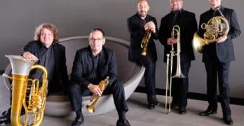 Guadassuar reconoce la trayectoria artística de Spanish Brass