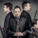 Barcelona Clarinet Players presenta en el Palau de la Música de Valencia su CD Czernowitzer Skizzen
