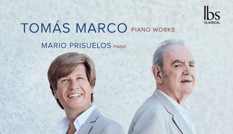 """Presentación del disco """"Tomas Marco Piano Works"""" y concierto \"""