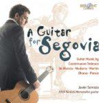 Reseña | A Guitar for Segovia, de Javier Somoza