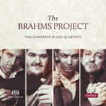 Reseña | The Brahms proyect. The complete piano quartets