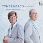 Reseña | Tomás Marco, Piano Works – Mario Prisuelos