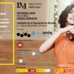 Final del 16º Certamen Nacional de Interpretación «Intercentros Melómano»