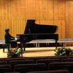 """El Concurso Internacional de Piano """"Ciudad de Vigo"""" celebra su II edición"""