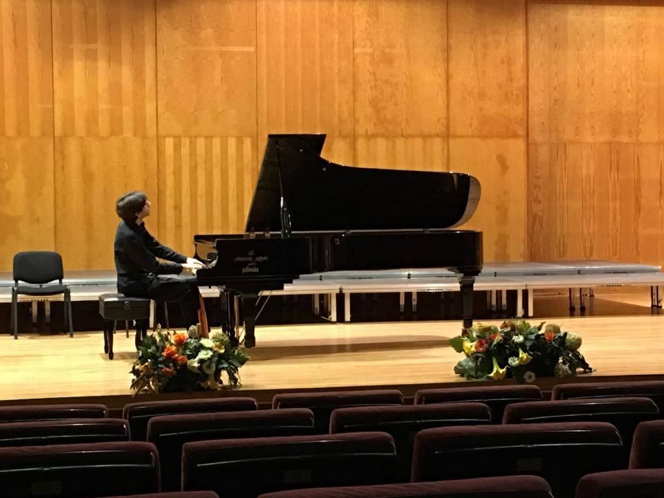 Concurso piano