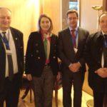 La Confederación Española de Sociedades Musicales presenta sus objetivos y proyecto en el Congreso de los Diputados